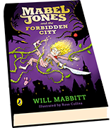 Mabel Jones and the Fobidden City