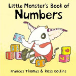 Little Monster's Book of Numbers