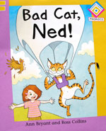Bad Cat Ned!